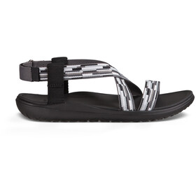 Teva W's Terra-Float Livia Sandals Tacion Grey Multi